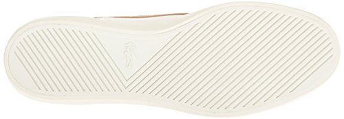 Lacoste Heren Jouer Deck 117 1 Fashion Sneaker Off White