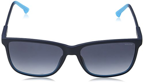 Sol Azul 1 Gradient Blue 57 Police Hombre Dark Blue Light para Wave de Gafas qI504w