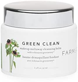 Facial Cleanser: Farmacy Green Clean Makeup Meltaway