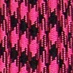 SGT KNOTS® Polyester Paracord 300 Feet (Hot Pink / Black), Outdoor Stuffs