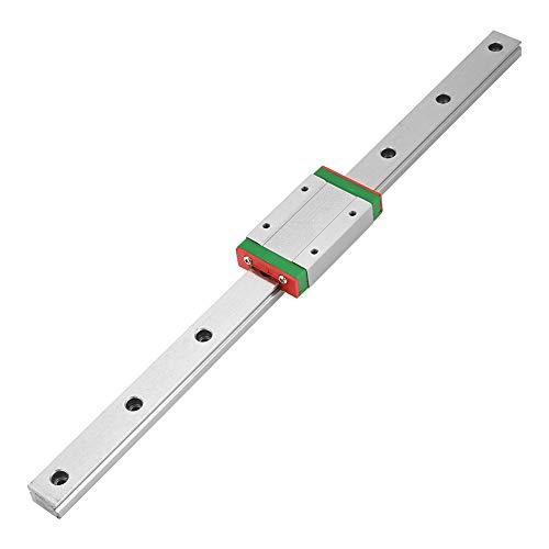 Guía de Carril Lineal, Modelo LML15H, de Acero para Rodamientos, Resistencia Al Desgaste