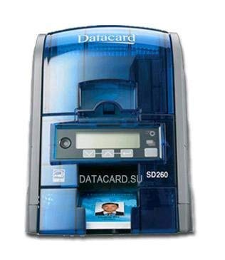 NUEVO DataCard SD260 impresora de tarjetas ID: Amazon.es ...