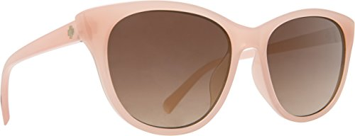 Spritzer Cat-Eye Style Sunglasses for Men and Women   REFRESH Collection by SPY OPTIC   A Modern Twist on Classic Style (Spy Sunglasses Pink)