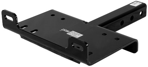 CURT 31010 Trailer Hitch Winch Mount, Fits 2-Inch Receiver by CURT (Image #2)