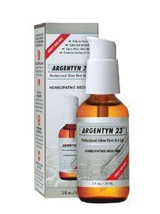 Natural Immunogenics Argentyn 23 Professional First Aid Gel 2 fl. oz. (60 mL)