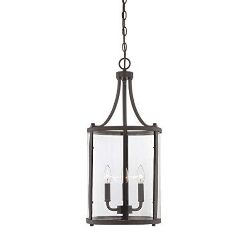 Savoy House 7-1040-3-13, Penrose 3-Light Small Foyer Lantern, English ()