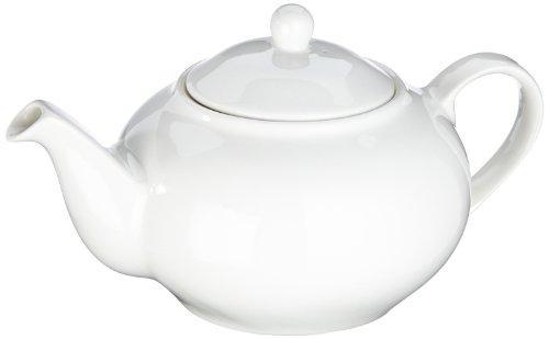 Maxwell & Williams P998 Round Teekanne, für 6 Tassen, in Geschenkbox, Porzellan