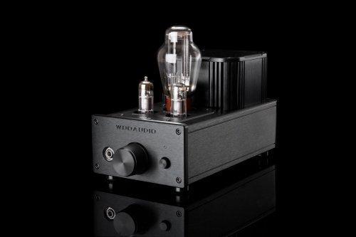 Woo Audio WA6 2nd gen Vacuum Tube Class-A Headphones Amplifier (Black) Woo Audio