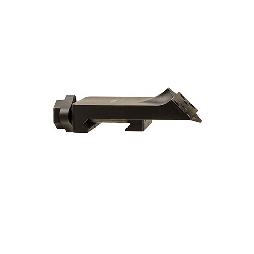 Trijicon AC32081 Miniature Rifle Optic (Mro) Mount, 45˚ Offset Quick Release. Black from Trijicon