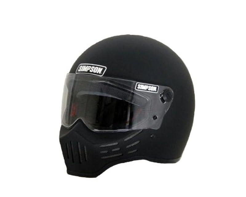 SIMPSON 헬멧 풀페이스 M30 카본 (4색상)