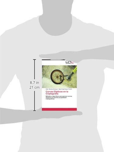 Curvas Elípticas en la Criptografía: Métodos y algoritmos para generar curvas elípticas con buenas propiedades criptográficas (Spanish Edition): Huber ...