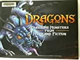 img - for dragons fearsome monsters from myth and fiction book / textbook / text book