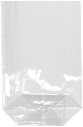 Hochglanz Klar Beutel T/üte Versandtasche Polybeutel PP-T/üte Folienbeutel PP-Beutel 25x35 100 St 30 Gr/ö/ßen zur Auswahl