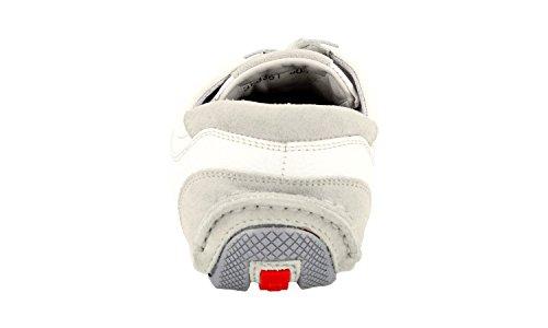 Prada Kvinna 3e3361 3i4 F0028 Läder Sneaker