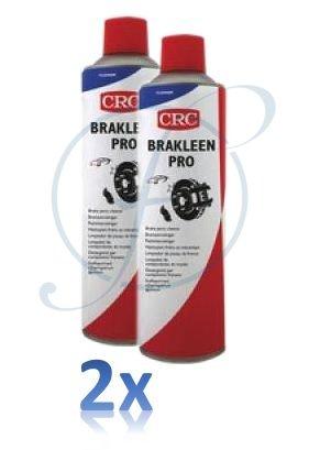 CRC Brakleen PRO Bremsenreiniger 2er BUNDLE CRC Industries