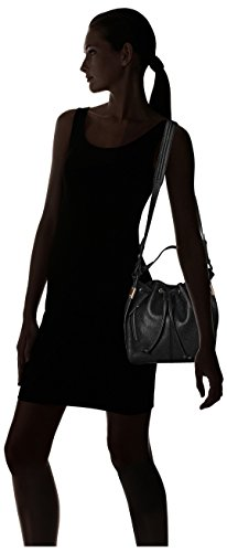 LIDA Bag Time's Women's Arrow Bucket Black nxnfEqpT
