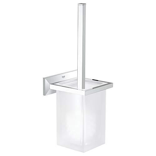 Allure Brilliant Toilet Brush Set