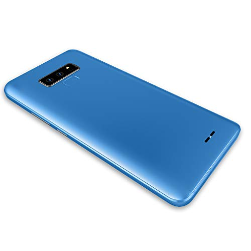 Matoen Android 6.0 Unlocked 6.0 Cell Phone Quad Core Dual SIM 3G T-Mobile Smartphone Xbo Note9 Smartphone 5.0 inch Screen, 3G, 512+4GB (Blue) by Matoen (Image #4)