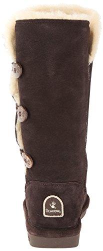 2014 newest online discount fashionable BEARPAW Women's Lauren Tall Winter Boot Chocolate cheap sale cost S45MVU