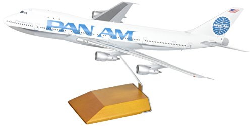 Gemini200 Pan Am B747-100 'Billboard Livery' 1/200 Scale Airplane (Pan Am Aircraft)