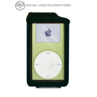 DLO Action Jacket Case with Armband for iPod mini (Black)