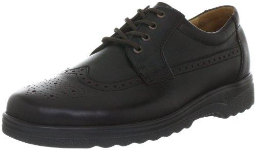 Ganter Eric, Weite G 4-256020-20000 - Zapatos casual de napa para hombre Marrón