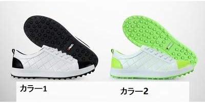 ゴルフシューズ メンズ スパイクシューズ xsheng-8-121