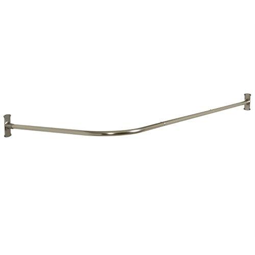 L Shaped Shower Rods: Amazon.com