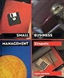 Small Business Management, Siropolis, Nicholas C., 0395808871