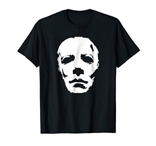 Horror Movie Mask Vintage T Shirt ()