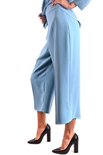 Franchi Poliestere Jeans Donna Azzurro Elisabetta Mcbi36033 dqOwdI