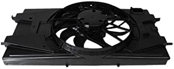 ACDelco 15-81658 GM Original Equipment Engine Cooling Fan Assembly with Shroud