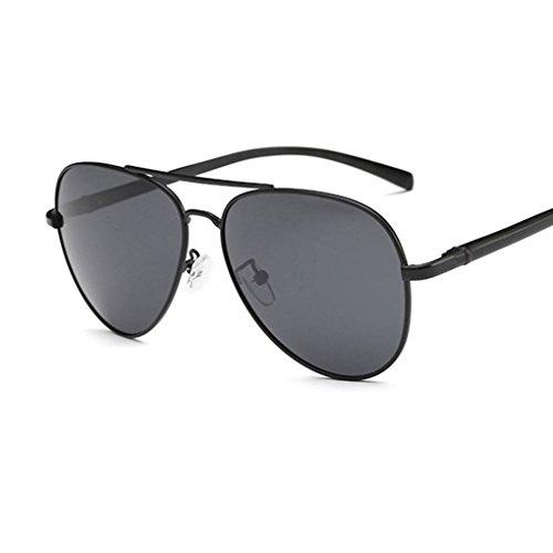 Lunettes alliage homme soleil de Coolsir Lunettes Protection en de de polarisants 1 UV400 Cadre mode verres lunettes wqpqv4