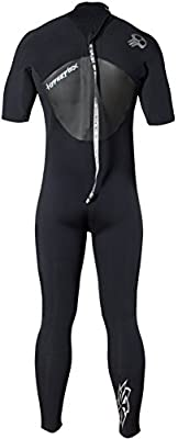 Hyperflex Wetsuits Men's Voodoo 2.5mm Short Sleeve Fullsuit