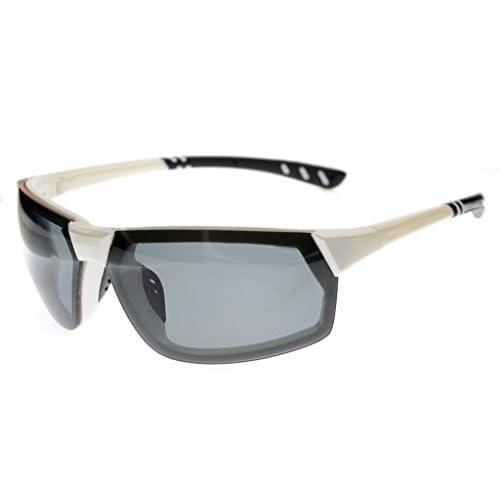 70ae2fd096 Eyekepper policarbonato polarizado TR90 gafas irrompible Béisbol pesca  ejecución conducción golf Softbol senderismo Barato