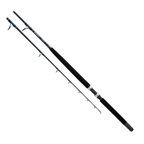 Daiwa Sealine Boat Rod 7' Length, 1 Piece Rod, 30-50 lb Line Rating, Medium/Heavy Power