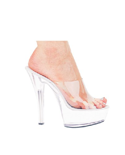 Ellie Shoes Women's 601 Vanity Platform Sandal B000BI4XKE 13 B(M) US Black