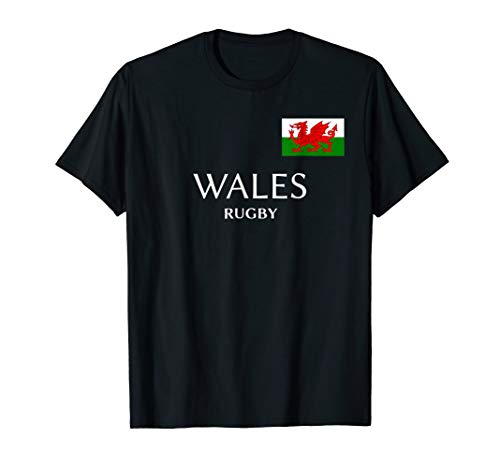 Wales Rugby Fan T Shirt