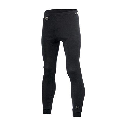ALPINESTARS RACE BOTTOM - BLACK/WHITE - SIZE S - SFI 3.3 /FIA 8856-2000 by Alpinestars