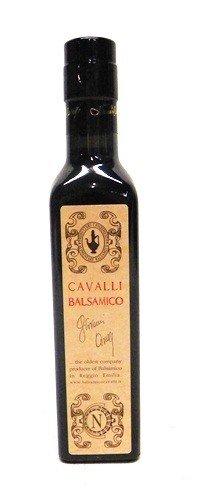 Cavalli Condimenti Balsamic Vinegar 8.45 oz (Pack of 6)