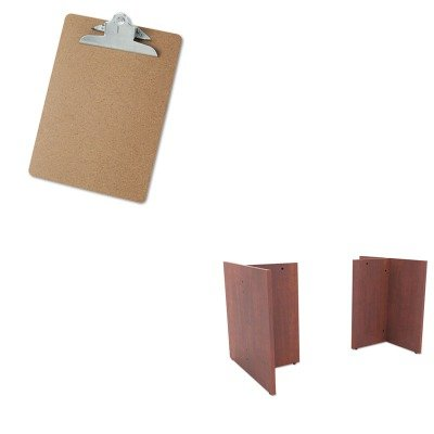 KITALEVA742815MCUNV40304 - Value Kit - Best Valencia Series Base Kit (ALEVA742815MC) and Universal 40304 Letter Size Clipboards (UNV40304) by Best