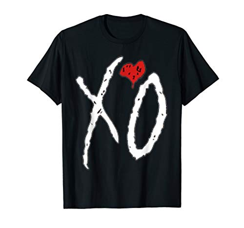 xo tshirt, for love (Xo Weeknd T Shirt The)