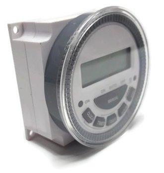 Gate Timer 7 Day Programmable Timer DC 24V Time Timer Relay SwitchTimer 24 Volts Pool//Gate//Sprinklers//Lights GATE1ACCESS® Ga7-24