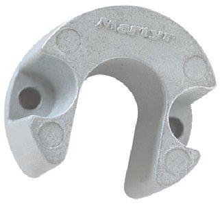 Martyr CM806190A, Aluminum Alloy Bravo Lift-ram horseshoe Mercury/Mercruiser Anode- Gen II ()