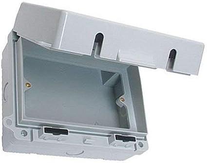 Europa IP55 2 Alturas vacío resistente a la intemperie para ...