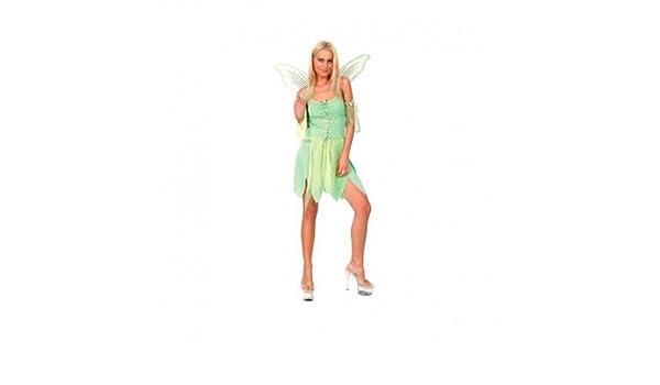 Carnaval Disfraz hada verde mujer: Amazon.es: Productos para mascotas