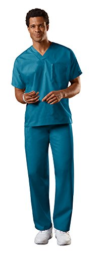 Cherokee Uniforms Authentic Workwear Unisex Scrub Set (XXS-5X, 30 Colors)