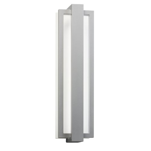 Large Flush Cfl (Kichler 49435PL LED Outdoor Wall Mount)