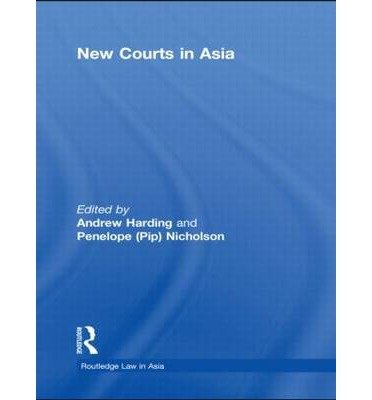 Download [(New Courts in Asia )] [Author: Andrew Harding] [May-2010] ebook