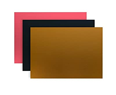 Silhouette Metal Etching Sheets by Silhouette America